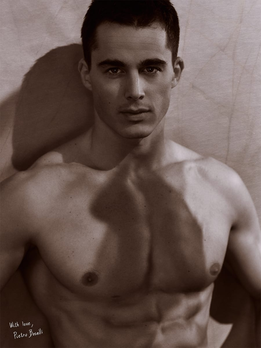 Pietro Boselli - by Daniel Jaems #01 1