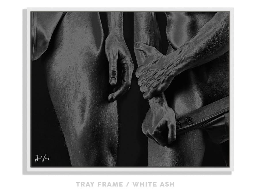Horses - B&W 2